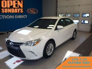 2015 Toyota Camry LE BACK UP CAMERA! FINANCE NOW!
