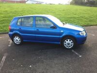 Volkswagen Polo 66.000 Full Service 12 stamps