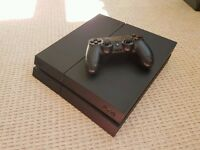 PS4 500GB - PERFECT CONDITION - NEW MODEL