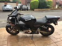 zx12r A1 unrestricted in West Race colours