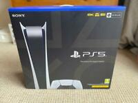 Brand New Sony PlayStation 5 (PS5) Digital Edition In Hand collect Glos Rd, Bristol