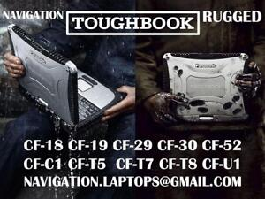 MIL-SPEC RUGGED TOUGHBOOK Metal Laptops - waterproof and dependable