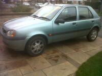 2002 Ford Fiesta Flight 1.3 5 door