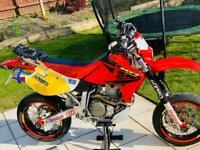 Honda XR650R Enduro Supermoto Akrapovic BRP