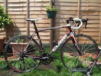 CUBE Agree GTC CARBON Road Bike. 58cm. 8,5kg. 20speed. Shimano 105 Groupset