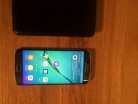 SAMSUNG S6 EDGE on o2 32gb BELFAST NEWCASTLE can deliver if required PERFECT working order