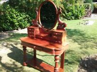 Dressing table ,reproduction antique.