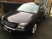 Vauxhall Vectra Black SRI 2006 1.9cdti ONO mot till sept 2016