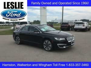 2017 Lincoln MKZ Reserve | AWD | Heated/Cooled Seats