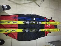 Ski rossignal xl in good used condition with bag and poles!still plenty of life in it! Can deliver!