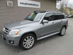 2010 Mercedes-Benz GLK-Class 350 GLASS ROOF HEATED LEATHER!!!