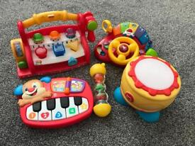 Children's toys ideal for toddlers