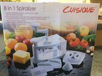 Cuisique Spiralizer (Still in box)