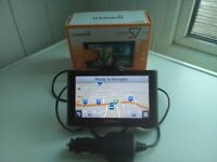 Garmin Car-SatNav for sale £30 I dont send it or take it anywhere. Only to collect
