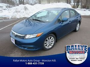 2012 Honda Civic EX, Auto, Fully Equipped, Trade-in