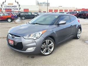 2013 Hyundai Veloster TECH**BLUETOOTH**SUNROOF**HEATED SEATS**