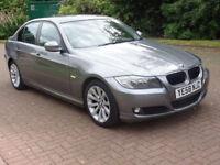 BMW 3 SERIES 2.0 320D SE 4d 175 BHP SERVICE RECORD** FULL YEAR MOT LEATHER TRIM***