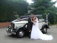 Wedding Cars and Stretch Limousine hire ,limo hire,limousine Baby Bently Vintage car hire ,Glasgow
