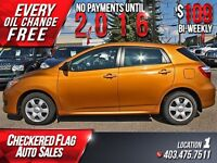 2010 Toyota Matrix W/ LOW KMS-Power Windows & Locks-Cold AC