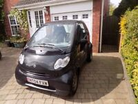 SMART FOR TWO COUPE LOW MILES 2004