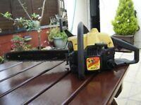 Mculloch Chain Saw Petrol