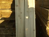 decking patio new decking just delivered large lorry load 31 x 100 treated 3.6 met long only £1 met