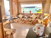 CHEAP STATIC CARAVAN FOR SALE ! PET FRIENDLY PARK WITH SEA VIEWS ! PITCH FEES INCLUDED