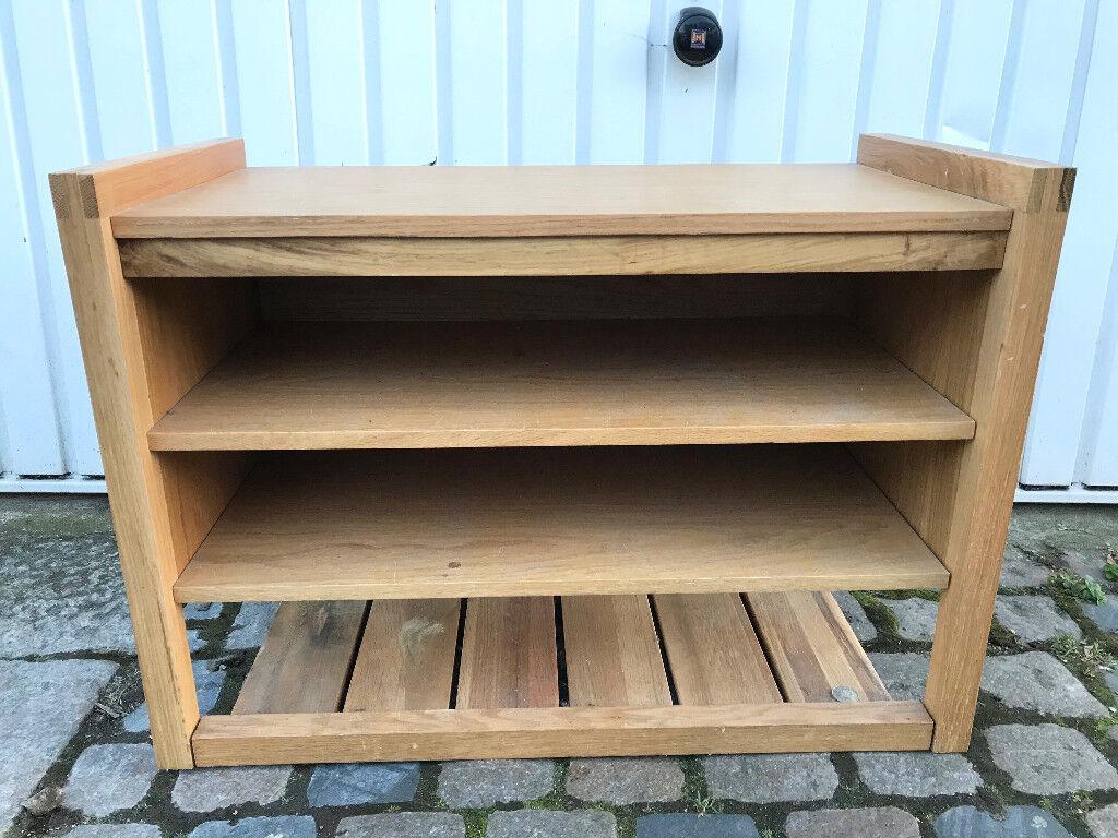 Oak Futon Company Shoe Storage Seat Originally 199