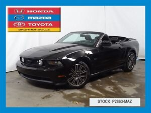 2010 Ford Mustang GT+CUIR+SIEGES CHAUFFANTS+A/C