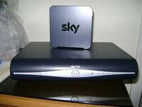 SKY+HD BOXES+ Hubs