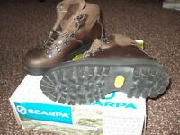 SCARPA Ranger GTX Ladies Walking Boots