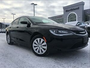 2016 Chrysler 200 LX 2.4L 9 Speed