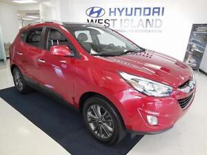 2014 Hyundai Tucson GLS 2.4L FWD CUIR/TOIT PANO/MAGS 71$/semaine