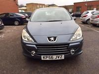 Peugeot 307 auto 1.6 2006 1 owner With long Mot HPI clear