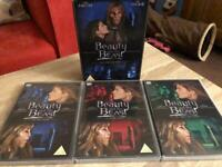 Beauty and the beast the complete series