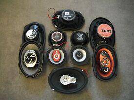 6x9 + Door Speakers Civic Toyota Nissan Mazda JBL EDGE VIBE SONY XPLOD ALPINE PIONEER L@@K BARGAIN