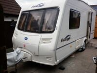 2 Berth Bailey Pageant with Motormover