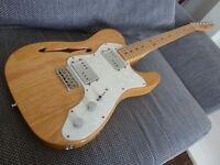 Fender 72 RI Thinline Telecaster