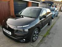 C4 cactus 1.6Bluehdi flair for selling 2015. 62000