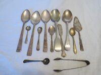 Assortment of Cutlery