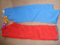 Next Boys skinny twist chinos Age 10- New with labels