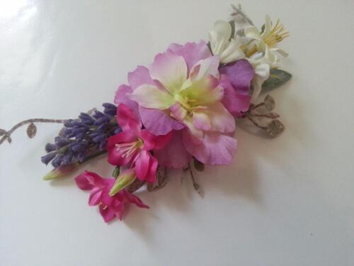 Blumen Haarschmuck, Haarclip, Haarspange für Hochzeit, Feste in ...