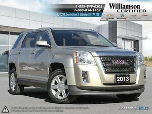 2013 GMC Terrain SLE**ALLOYS**BLUETOOTH**SATELLITE