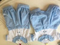 Twin baby clothing