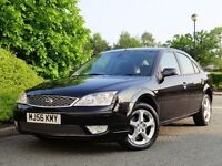 FORD MONDEO 2.0 5dr - FULL FORD HISTORY | MOT - NICE FAMILY CAR - CHEAP