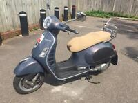 Vespa Gts 125 with new Mot