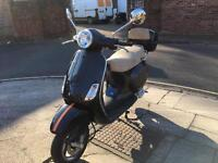 Vespa LX 50 2009 very nippy £940