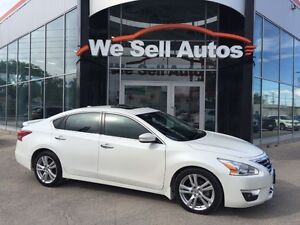 2013 Nissan Altima 3.5S *BACK-UP CAM *BTOOTH *HTD SEATS