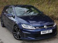Volkswagen Golf GTD DSG 2018 5 Door 184 BHP