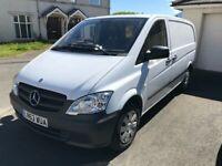 2013 Mercedes-Benz VITO Van 2.1 113 CDI LWB (NO VAT)